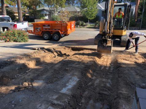 this image shows Oxnard Concrete Foundation