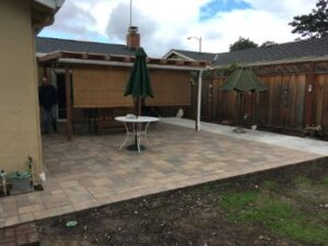 Image of stamped patio in Oxnard.