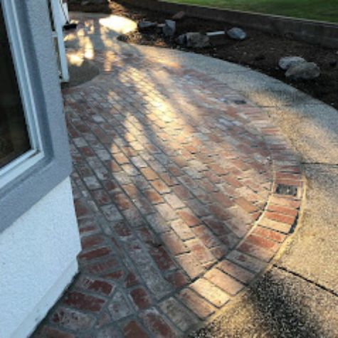 this picture shows brick masonry in pro oxnard