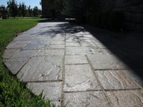 this image shows concrete foundation oxnard
