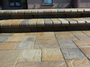 this image shows stamped concrete pro oxnard concrete
